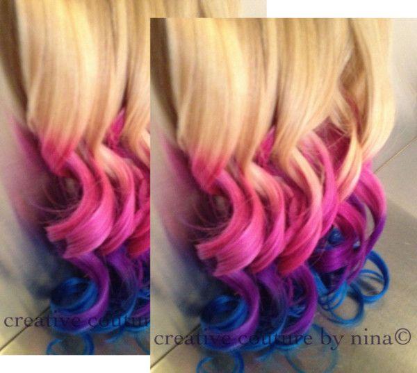 I Kool-Aid Dyed My Hair :D\