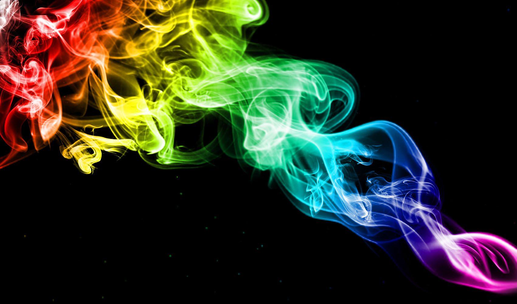 hd wallpaper rainbow smoke | the rainbow connection | pinterest