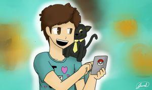 Denis Daily And Sir Meows Alot Denis Daily I Play Pokemon Go