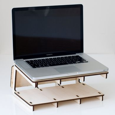 Free Plan: Cantilever Laptop Stand