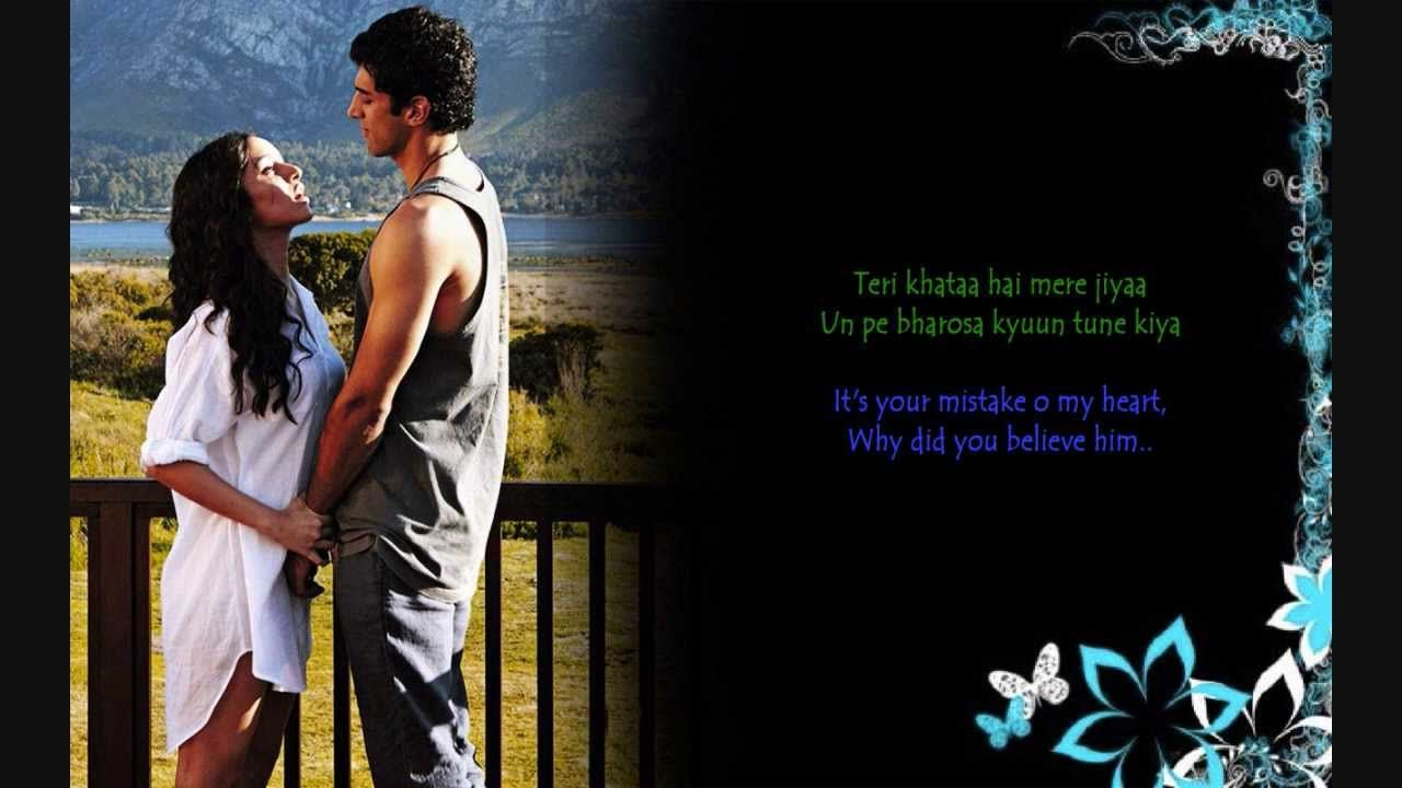 Wo Piya Aaye Na Lyrics Translation (Aashiqui 2) English Subtitle