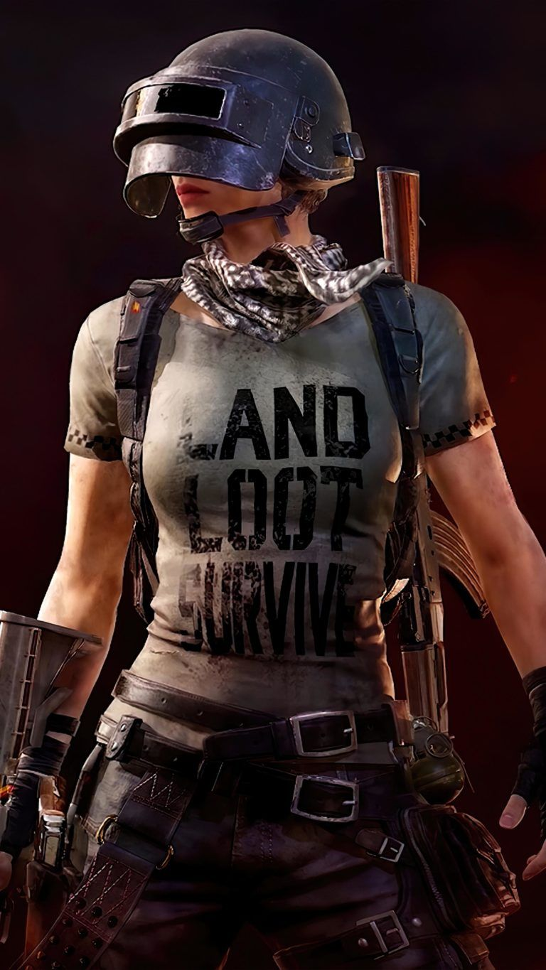 100 Best Playerunknown S Battlegrounds Page 15 Of 31 4k Ultra Hd Mobile Wallpapers In 2021 Pubg Girl Girl Iphone Wallpaper 4k Wallpaper For Mobile