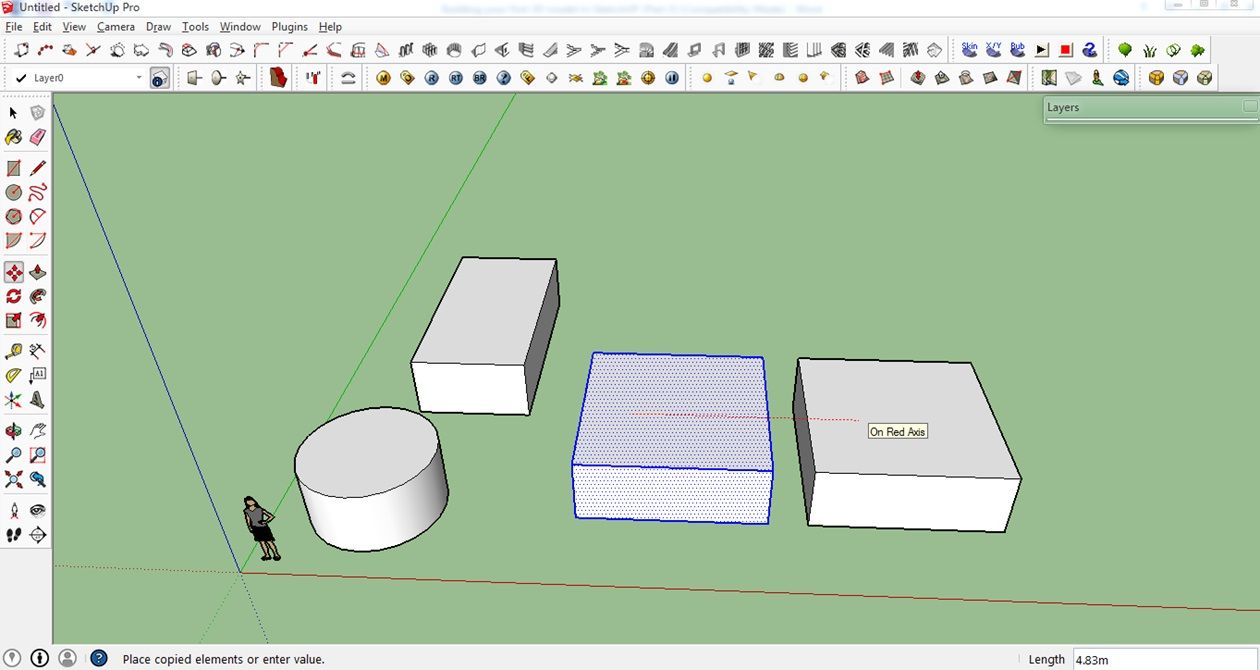 How to Create Your First 3D Model in SketchUp A Beginner
