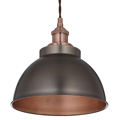 Baldwin pendant ceiling light pewtercopper pendants john baldwin pendant ceiling light pewtercopper aloadofball Image collections