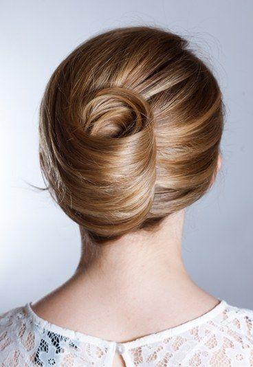 Glamour Style Hochsteckfrisur Banane Selber Machen Hair
