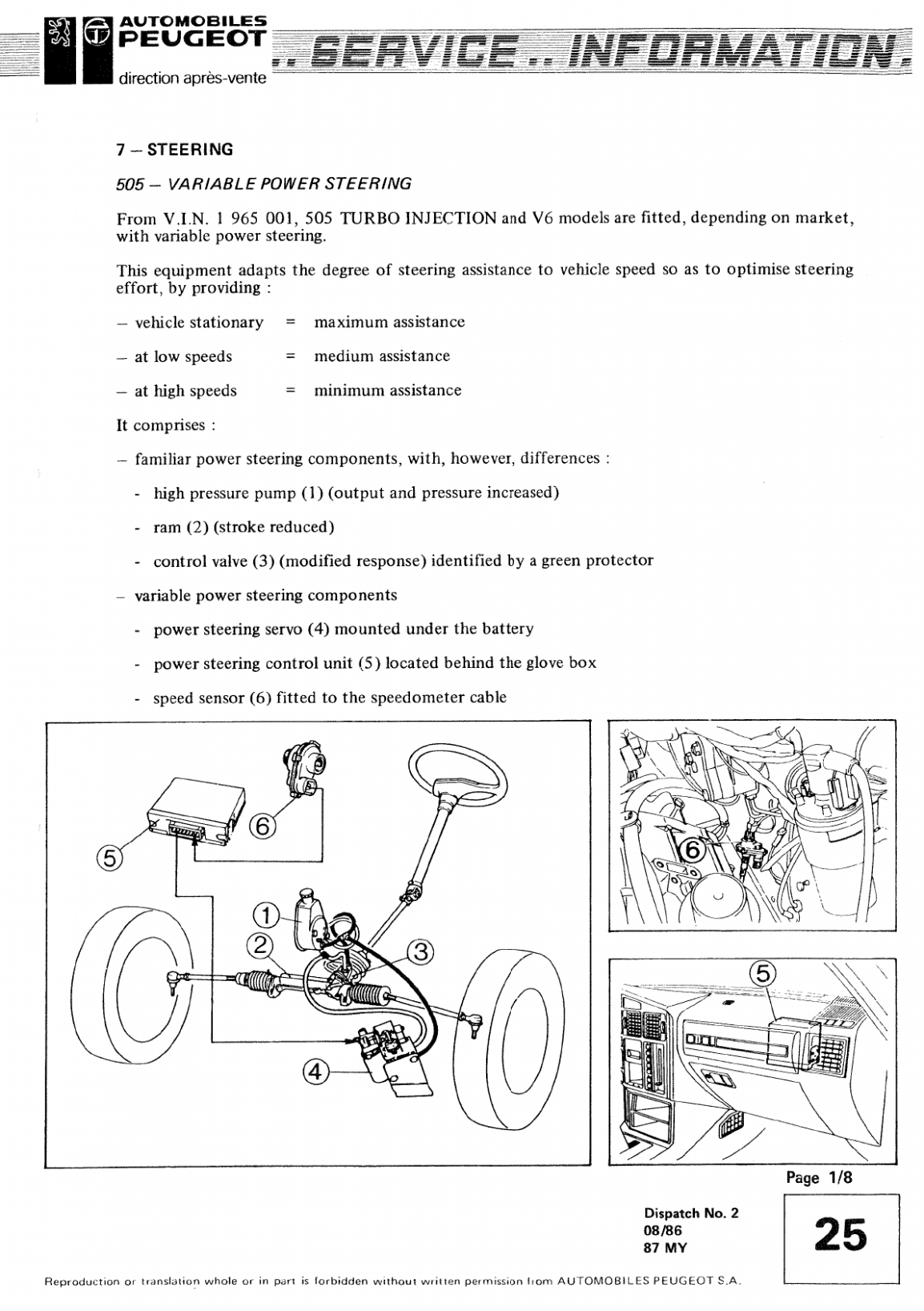 Engine Wiring Diagram Peugeot 5 Ultimate Di 2020