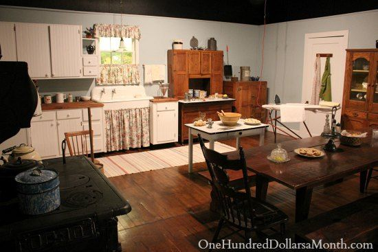 Walton S Mountain Museum And Earl Hamner Home One Hundred Dollars A Month