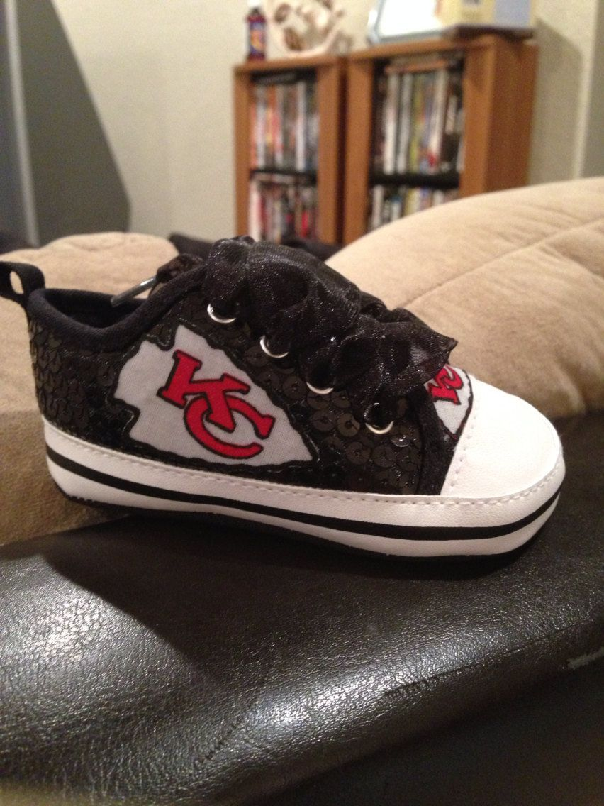 Loley pops creations Kansas City Chiefs sizes available are - 3/6 months, 6/9 months and 9-12 months by LoleyPopsCreations on Etsy