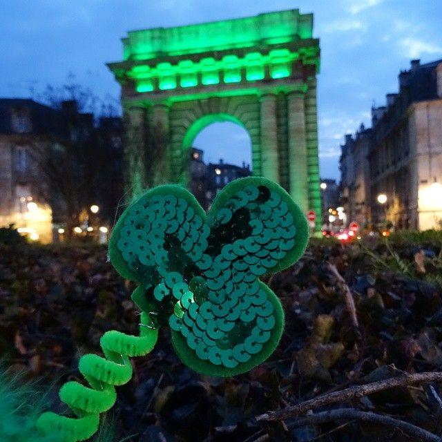 Patrick's Day Bordeaux - #gogreen4Patricksday - www.tukibomp.com