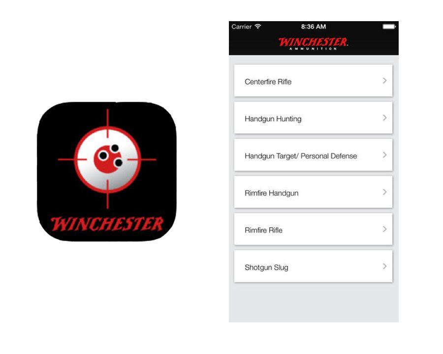 Winchester Ballistics Calculator Long Range Pinterest Yards - ballistics chart