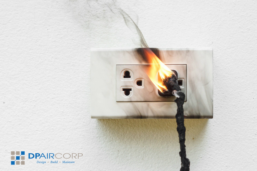Power failure? DP Air offers managed services for critical