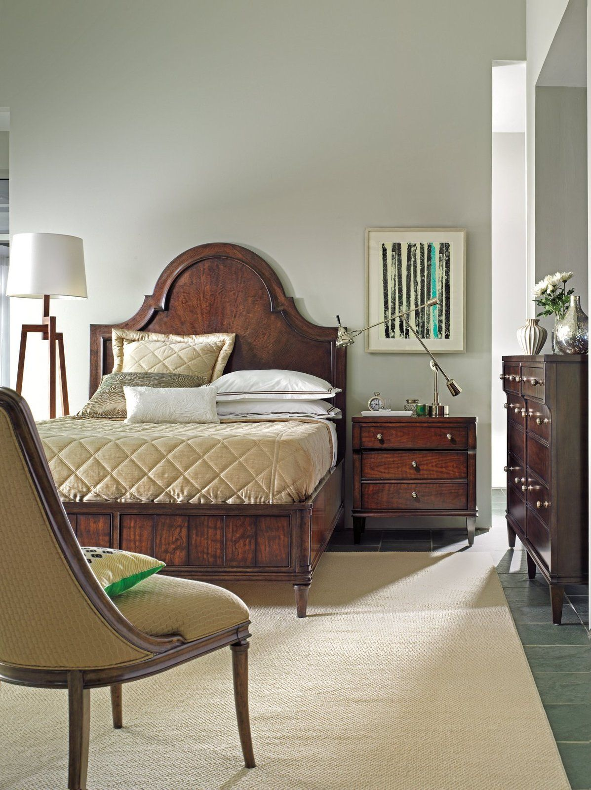 Avalon heights storage bed in chelsea by stanley furniture in