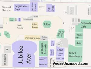 Las Vegas Hotel And Casino Property Maps Download Resort Maps
