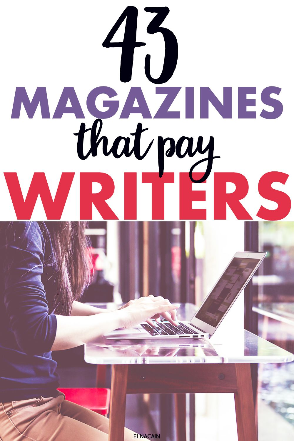 The Giant List Of Magazines That Pay Writers Elna Cain Online Writing Jobs Writing Jobs Freelance Writing Jobs