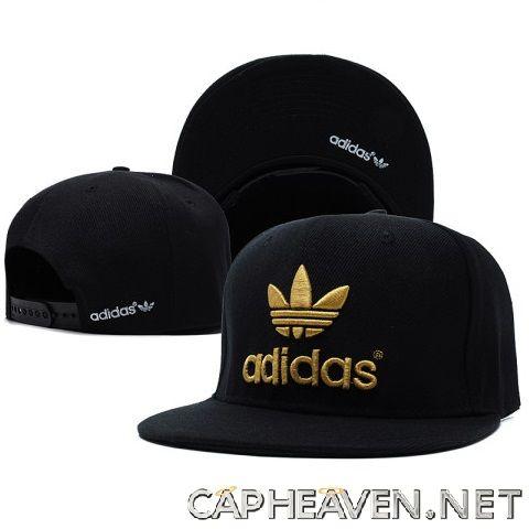 ad555f01 Adidas snapback with black logo Unisex, high quality http://capheaven.net