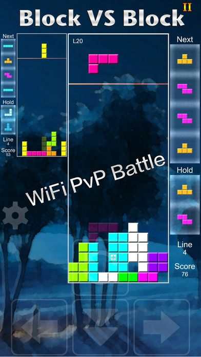 Block vs Block II - NetBattle Games Entertainment iPhone App...: Block vs Block II - NetBattle Games… #iphone #Games #Entertainment