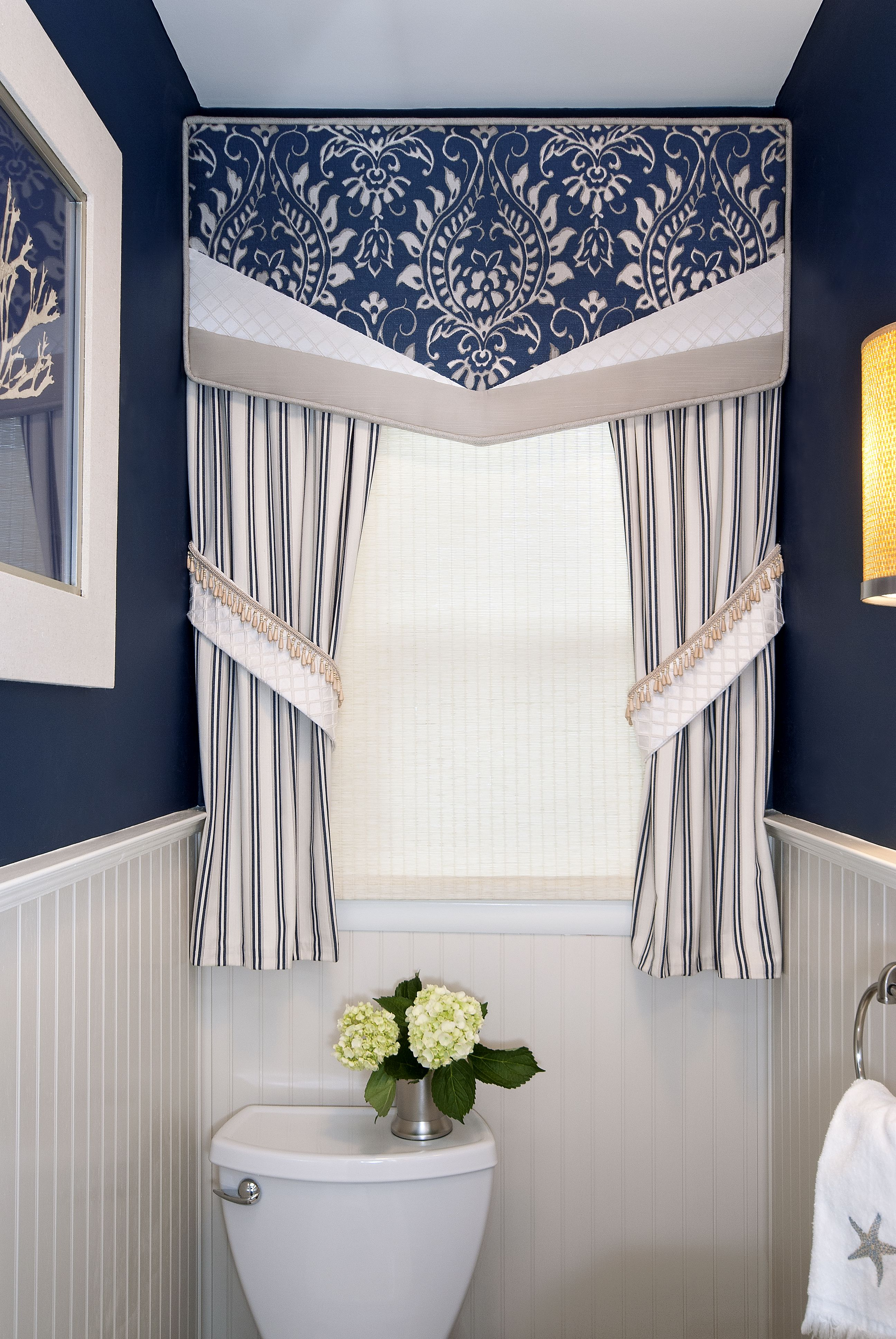 www.decoratingden.com | Window Treatments | Drapery designs ...