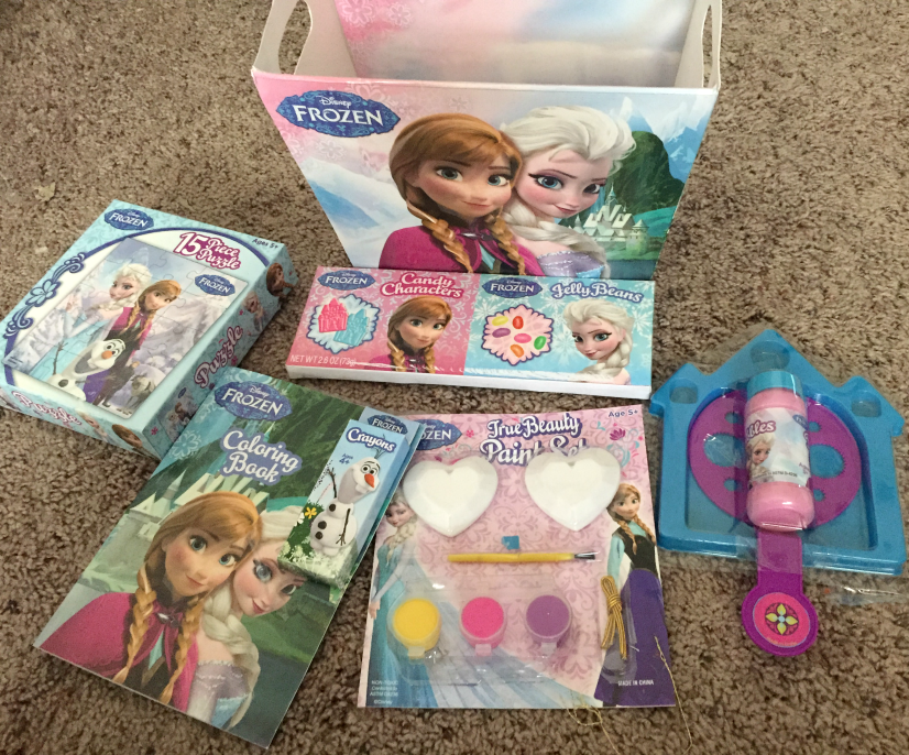 Disney frozen easter basket places to visit pinterest frozen pick up a disney frozen easter basket at toys r us negle Choice Image