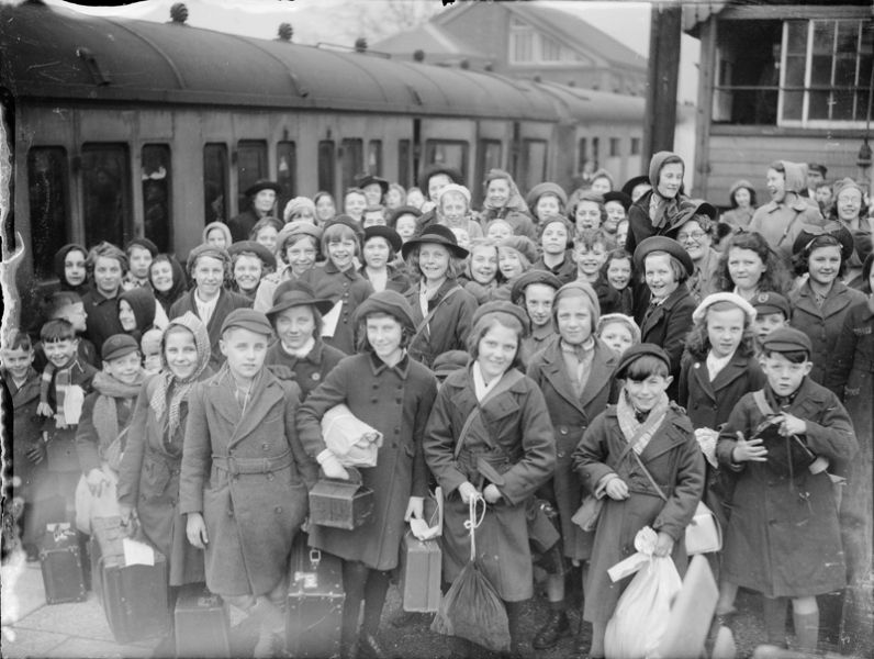 the evacuation of british children essay The evacuation of british children essay sample in the early years of the second world war most of the fighting took place in europe, russia, north africa, and south-east asia effects were felt all over the world and more civilians were being killed then soldiers.