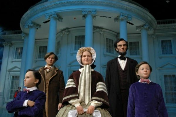 Abraham Lincoln Presidential Museum   Springfield Illinois