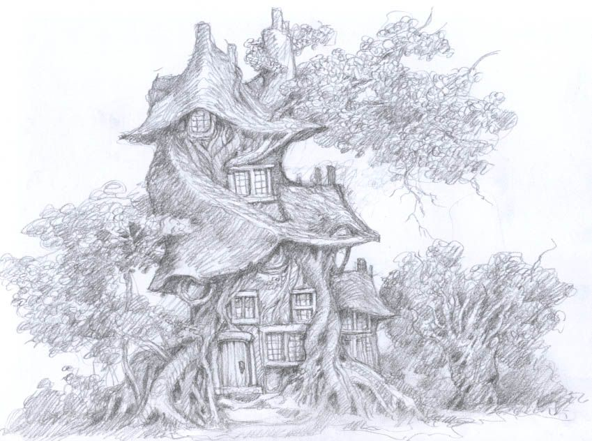 Bed and Breakfast by bridge-troll on DeviantArt   ~ Fantasy Coloring ...