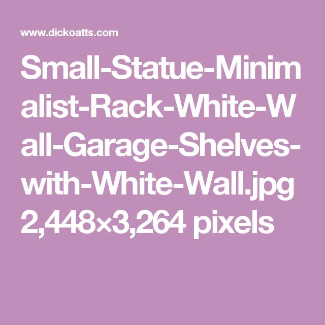 Best Pin By Yong Tang On Garage White Walls Garage Shelf 400 x 300