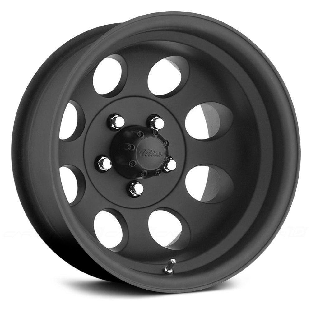 Ultra Wheels RWD Type 164 Polished 17 X 9 Inch Wheel