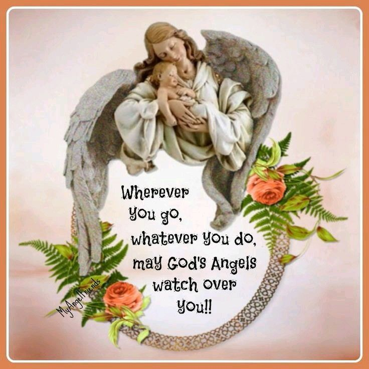 Sending Angels To Watch Over You Daily Inspiration Quotes