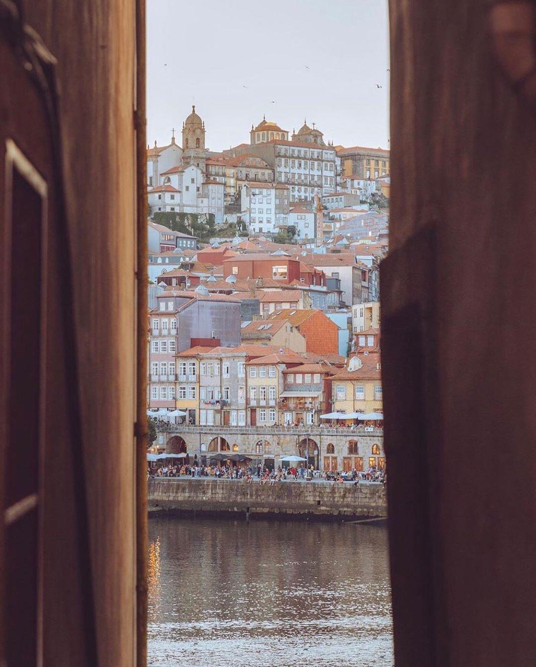 Condé Nast Traveler On Instagram We Recently Named Porto