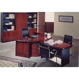 Mars Modern Italian Office Furniture Set