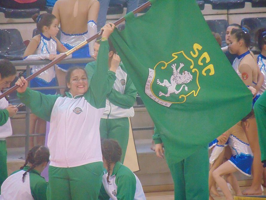Campomaiornews: Grupo de Ginástica Acrobática do Sporting Campomai...