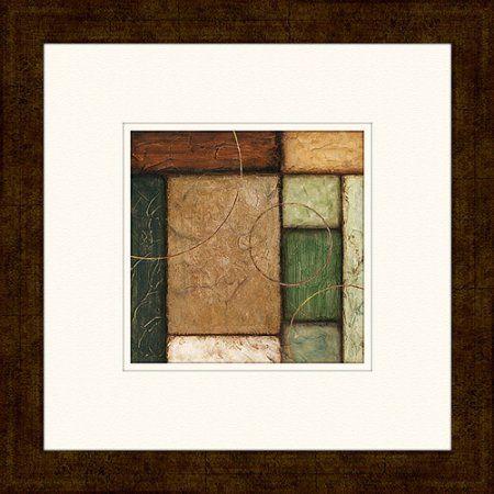 Circular Field Framed Art, I, Brown | Pinterest | Fields, Walmart ...