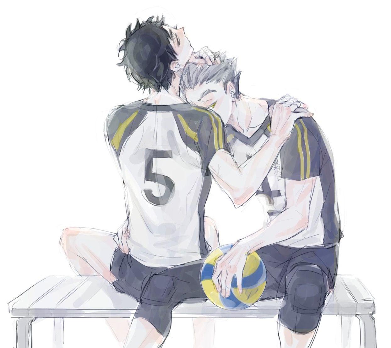 BokuAka Аниме, Волейбол, Япония