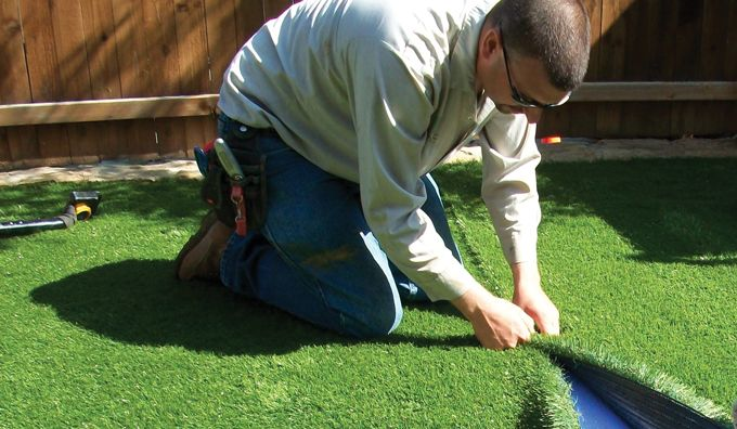 Do it yourself diy artificial turf for a nice lawn pet grass or do it yourself diy artificial turf for a nice lawn pet grass or solutioingenieria Image collections