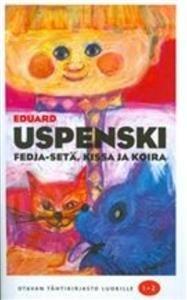 Fedja Seta Kissa Ja Koira With Images Koira Kissa Kirjat