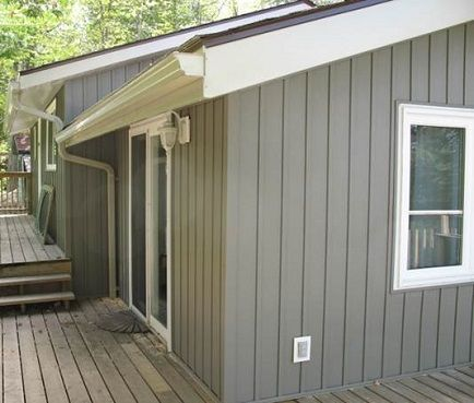 Classic to modern siding siding company london on for Type of siding board