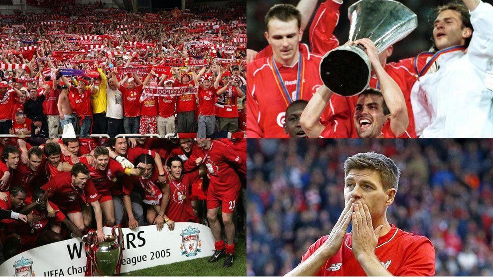 Premier League Los Diez Mejores Momentos En Los 125 Anos De Historia Del Liverpool Y Dos Borrones Http Www Marca Com Fu Soccer News Soccer Fans Soccer