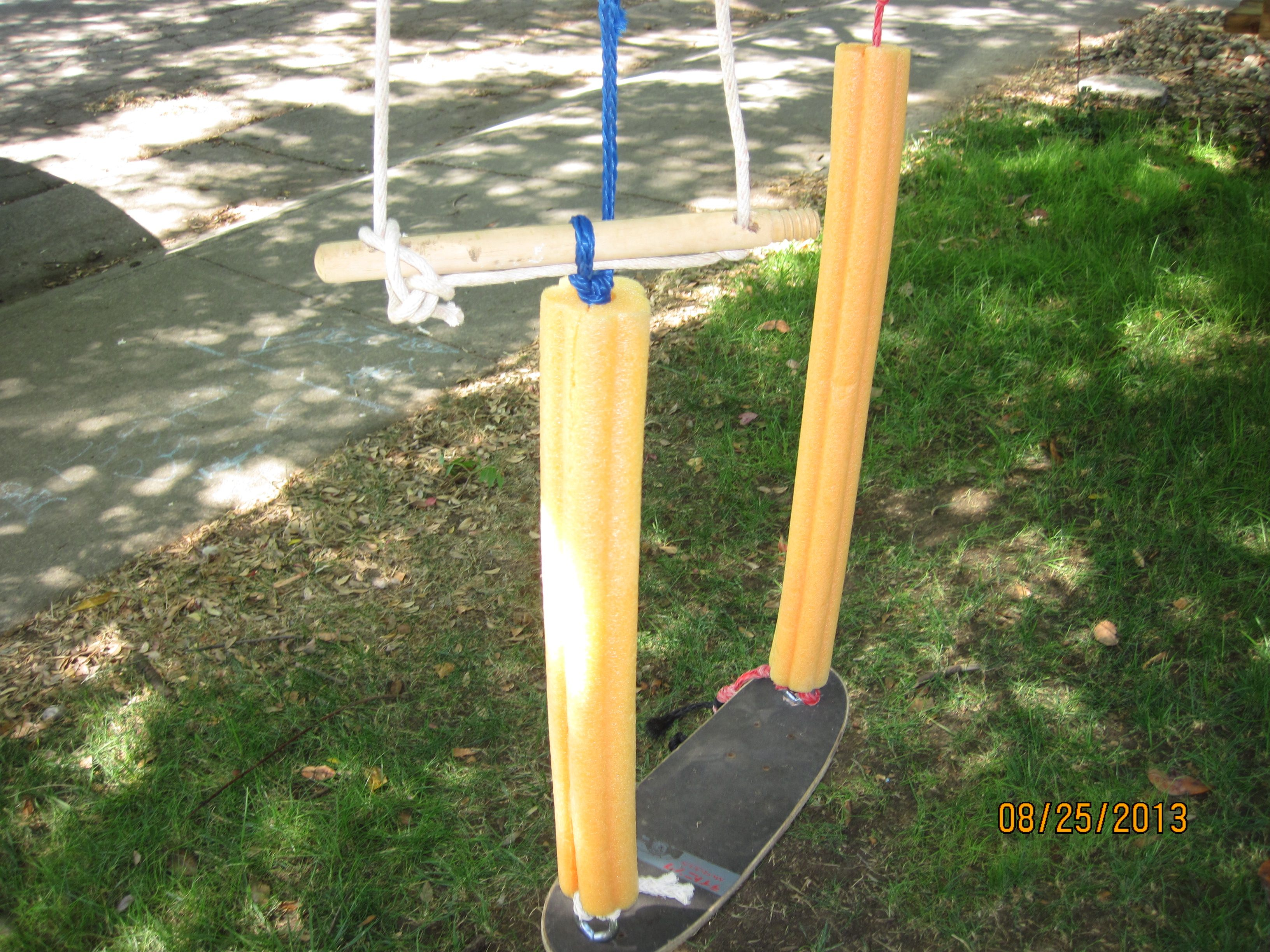 My 4 in 1 swing made