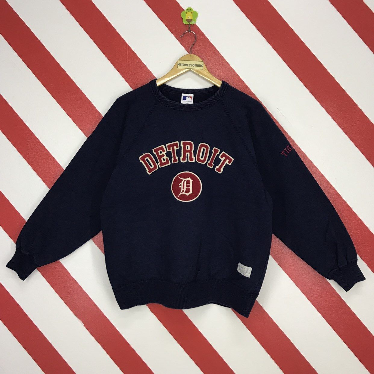 065cfb51 Excited to share the latest addition to my #etsy shop: Vintage 90s Detroit  Tigers