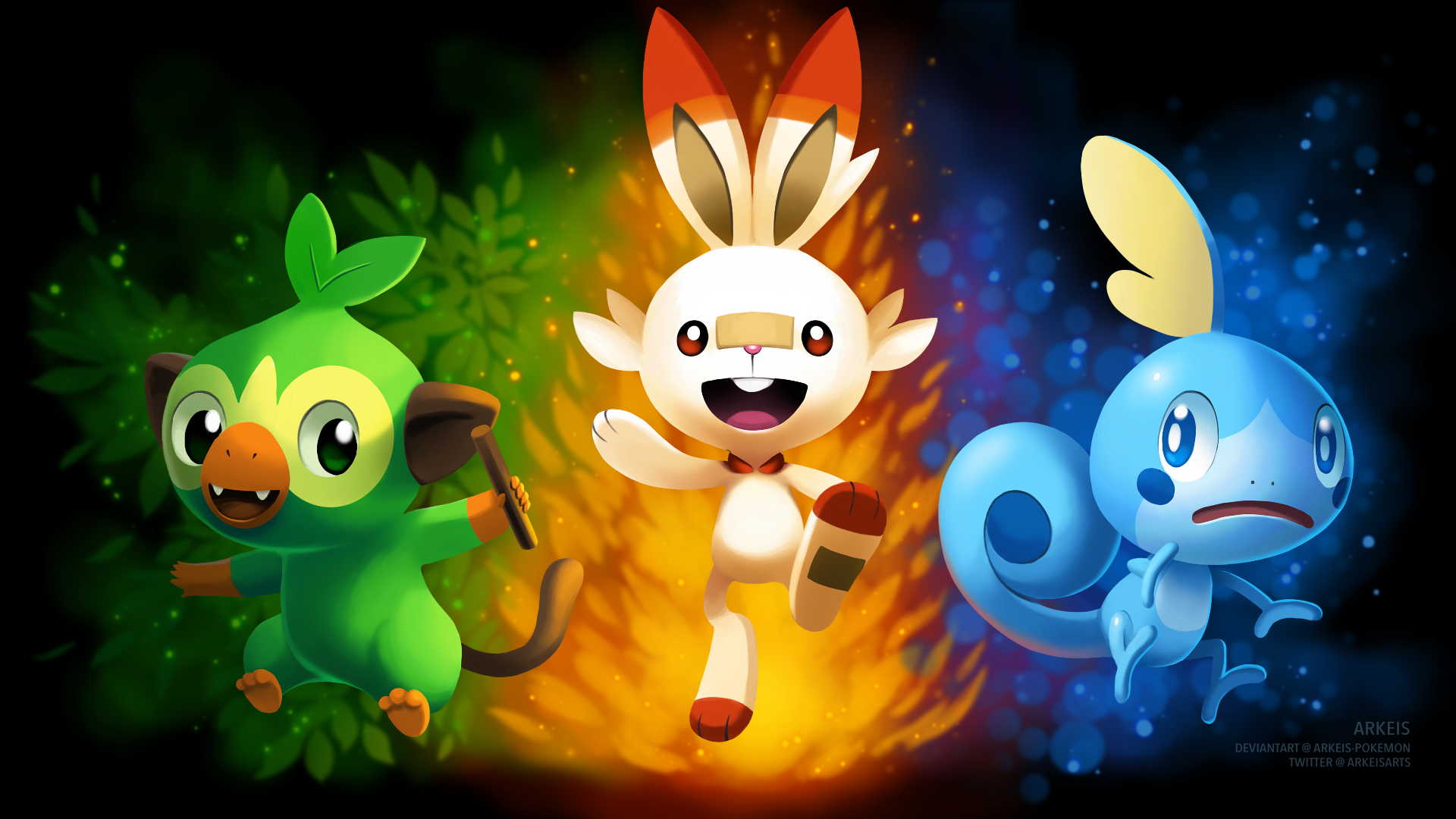 Wallpapers Pokemon Buscar Con Google Pokemon Pokemon Rayquaza Pokemon Starters