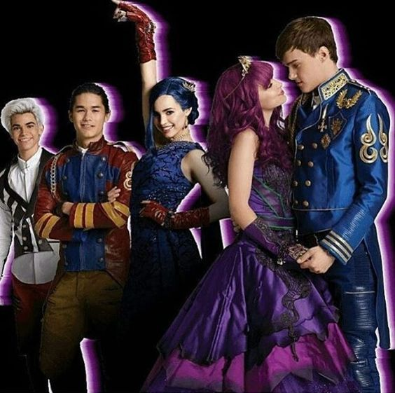 Descendants wallpaper #Descendants #cosplayclass