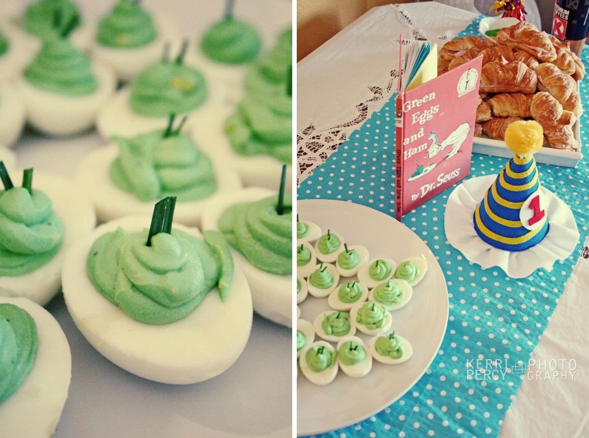 Dr. Seuss 1st Birthday Party | Kerri Percy Photography: Logan\'s 1st ...
