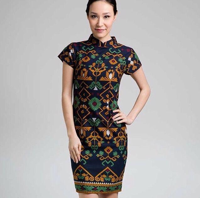 Tenun Bali Model Baju Batik Pinterest Kebaya Batik