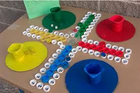 Material De Educacion Fisica Con Material Reciclado Buscar Con