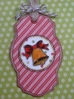 In the Pink, Designs by Cathryn: Christmas Tag - My Creative Time November Release Sneak Peek #3