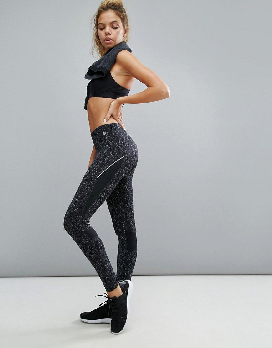 a50269d9ac NEW LOOK ACTIVE SPACE DYE GYM LEGGING - GRAY. #newlook #cloth ...