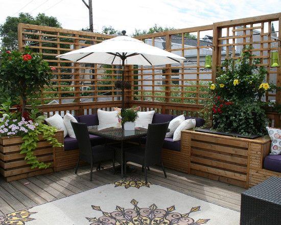 Simple Minimalist Terrace Design Ideas Rooftop Design Patio