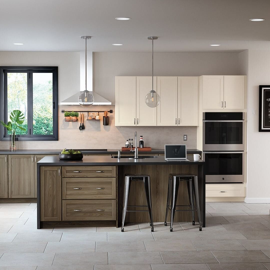 Wonder What S Trending Today We Re Talking Texture And Loving The Tactile Beauty Of A Textured Laminat In 2020 Kitchen Renovation Homecrest Cabinets Renovation Budget