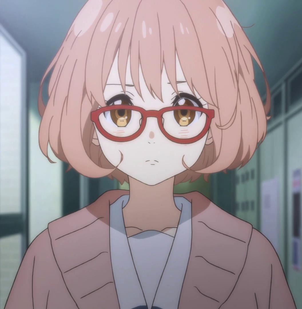 Mirai_Kuriyama_anime.png (1056×1080) Kuriyama, Aesthetic