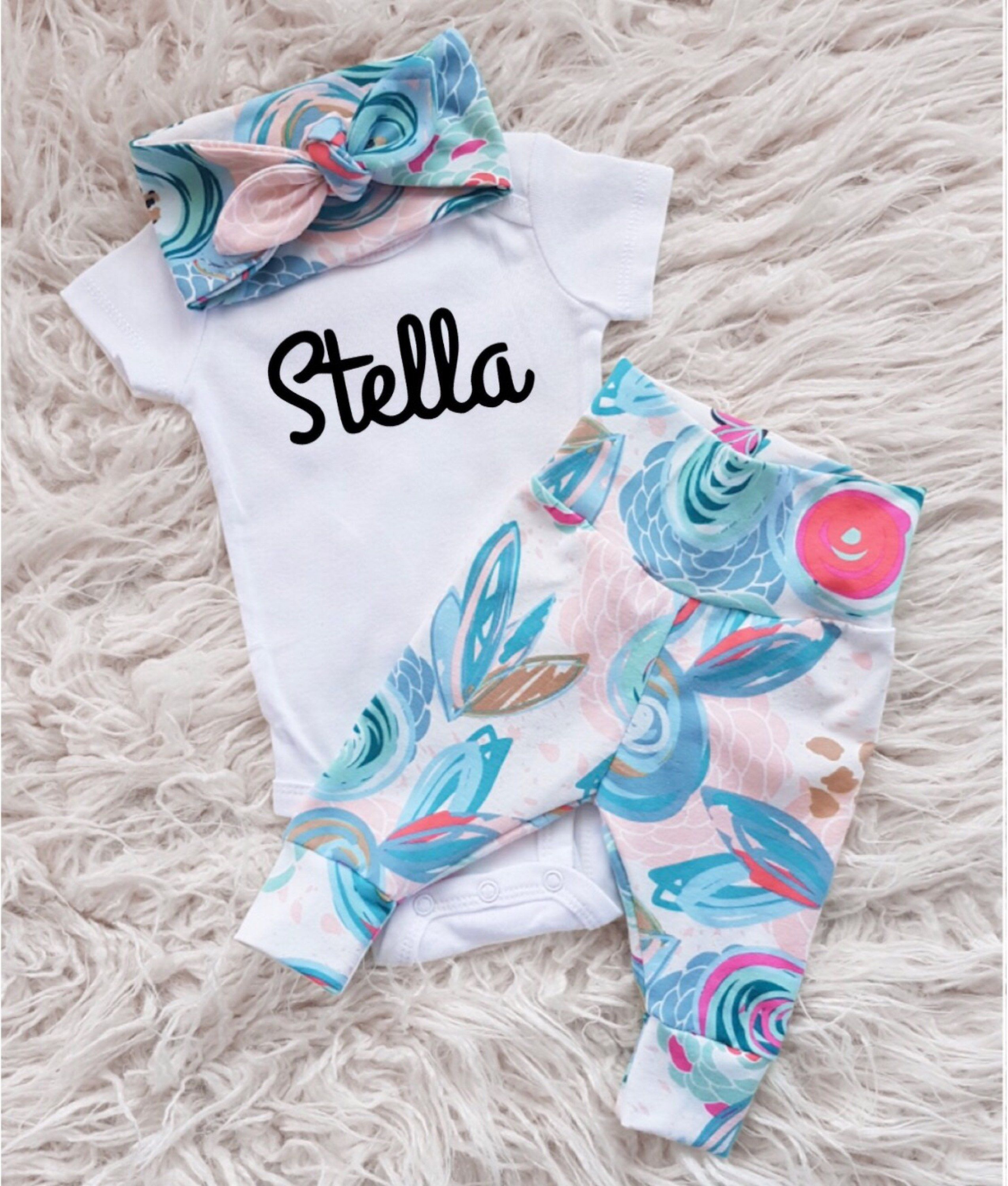 Going Home Outfit Spring Baby Girl Due In Spring Baby